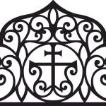 Ограда «Райские узоры»