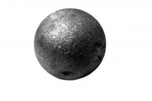 Шар кованый Арт. 19438-25