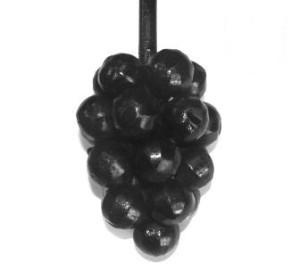 Виноград кованый Арт. 6437м