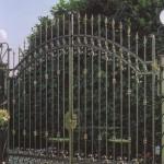 Кованные ворота и ограждения
