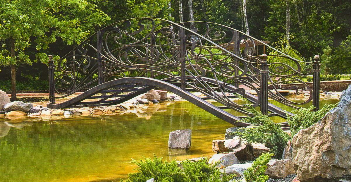 Кованый мост