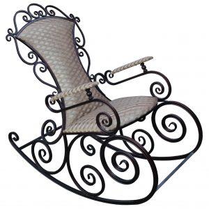 "Кресло-качалка ""Ажур"""