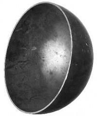 Полусфера д. 120 2,5 мм